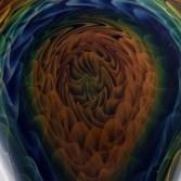 Garden of Eden Glass Pendant