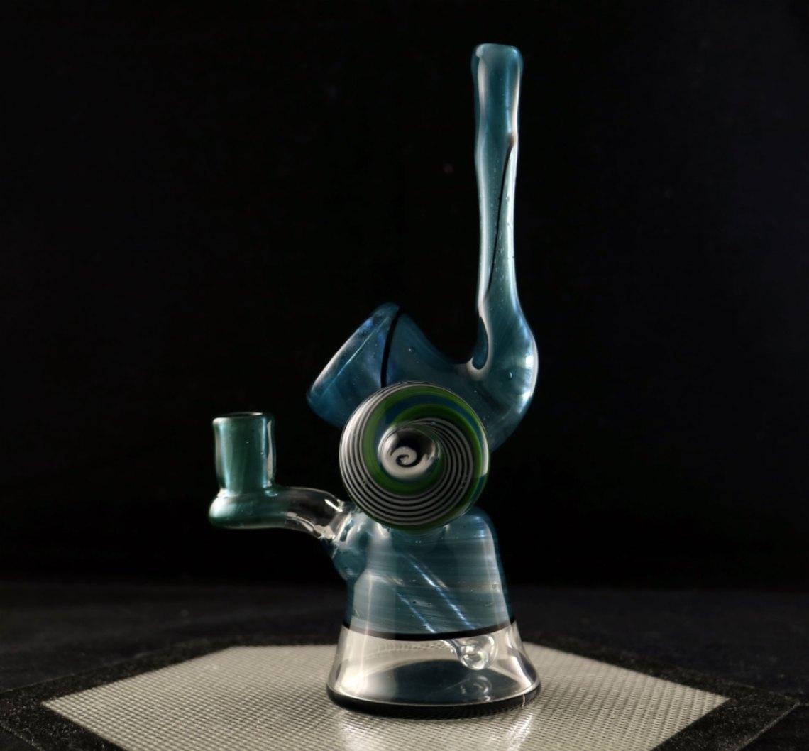 Hetman Glass – Sherlock Style Mini Banger Hanger