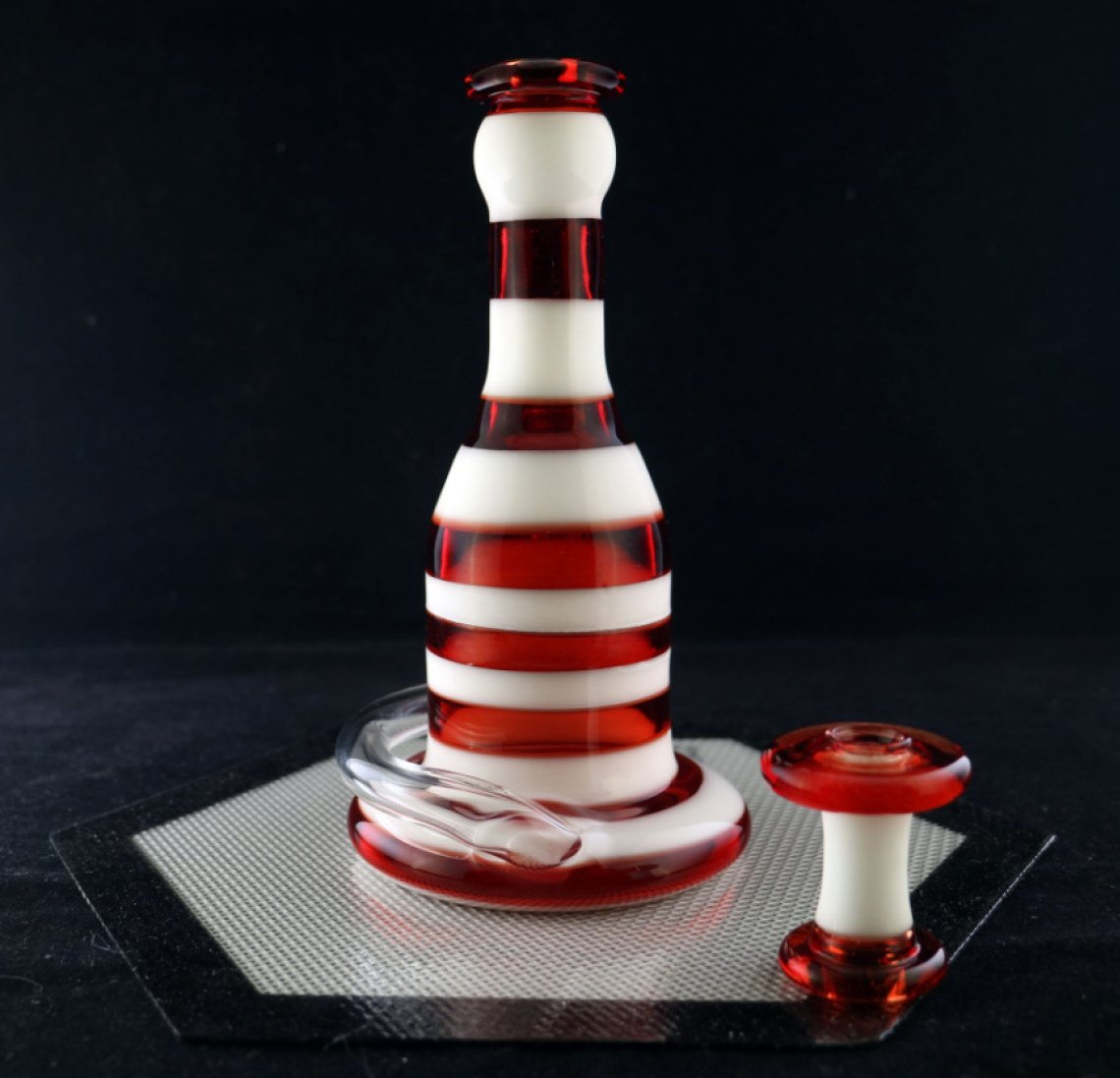"Philpot Glassworks – ""The Seuss"" Spinnerjet"