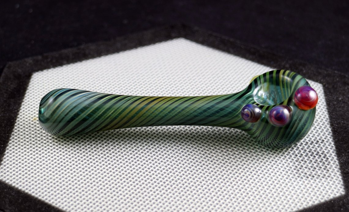 B-Hold Glass Spoon