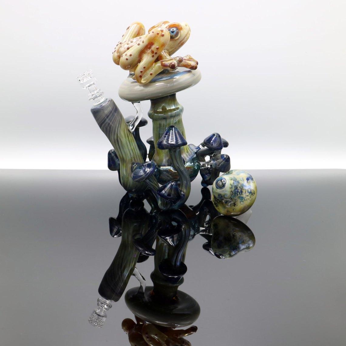 Kiebler – Toadstool Frog