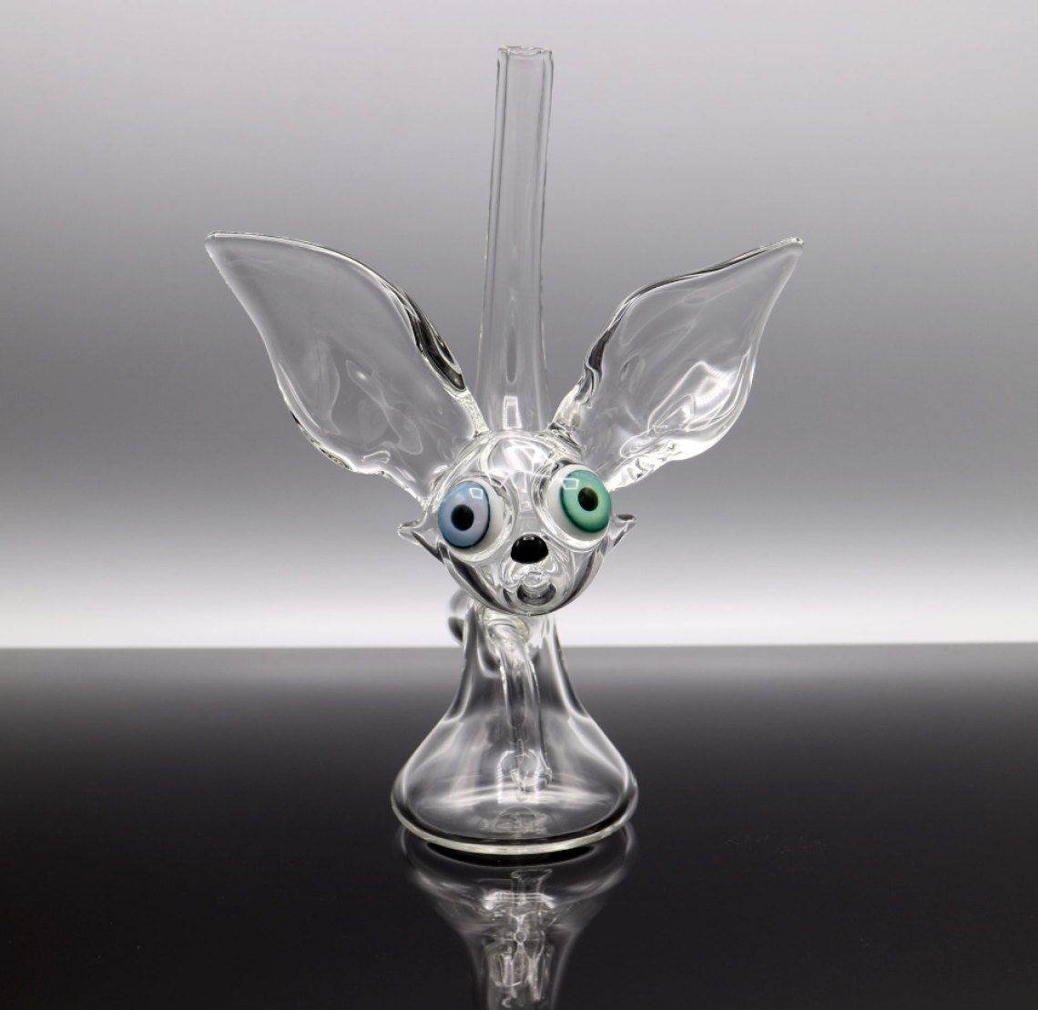 Tymeone – Blue and Green Eye Clear Fox Jammer