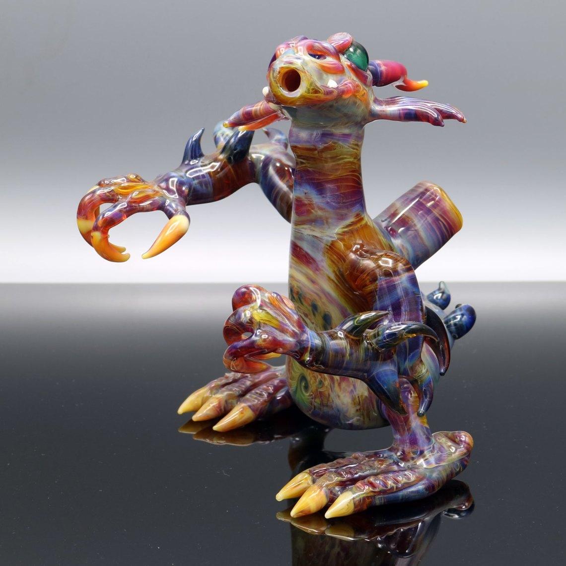 B-Hold X Broka Collab – Floki the Dragon