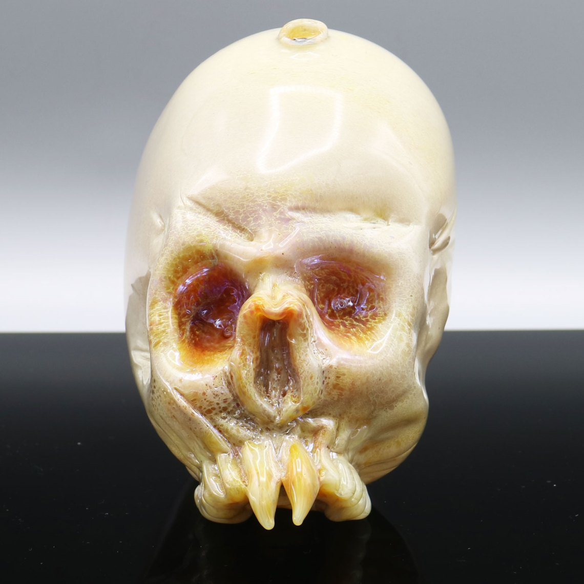 Jonny Carrcass – Functional Skull Sculpture