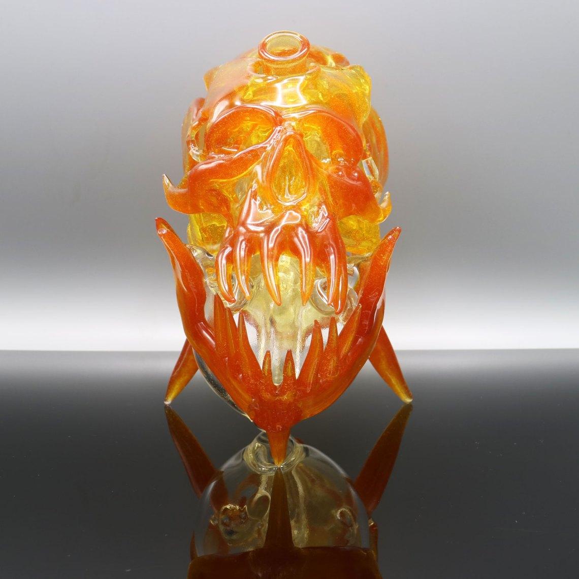 Jonny Carrcass – Tangerine Skull