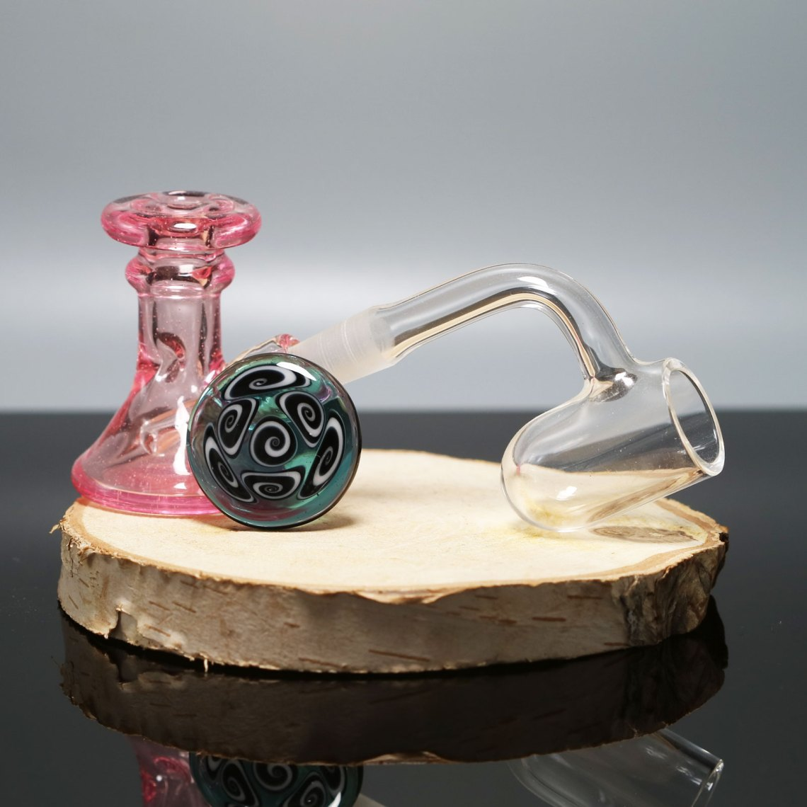 Jeff Williams X Kaja Glass X Jake Mizer Micro Set