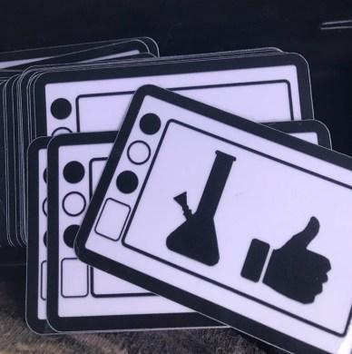 microwave safe glass stickers