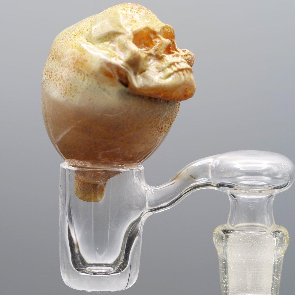 Jonny Carrcass – Skullcap Skull Bubblecap