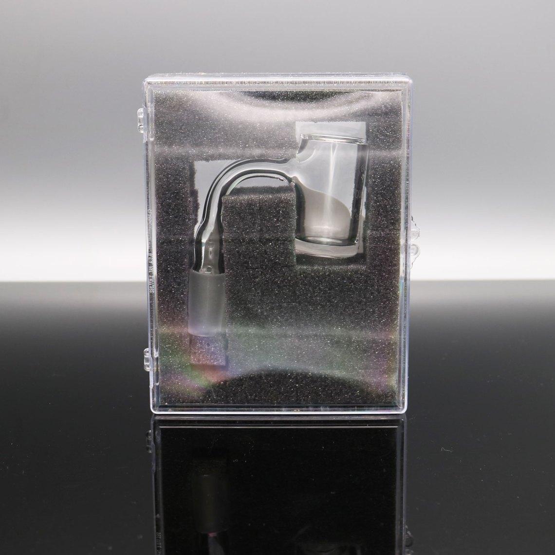 JM Glass CO – 14 mm Male Quartz Banger Sans Maria
