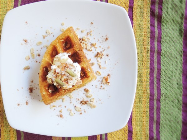 Crunchy Munchy Granola