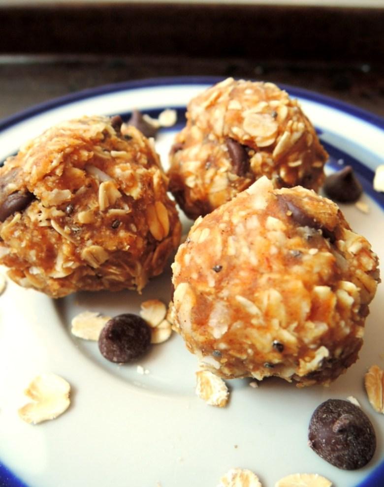 pb oat energy balls