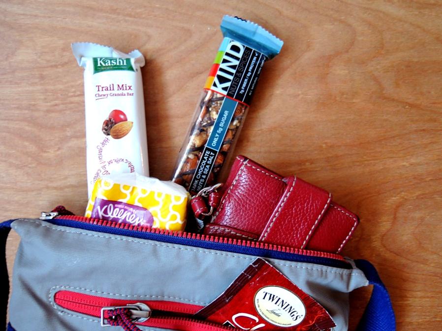purse snack