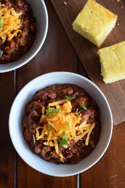 easy classic chili