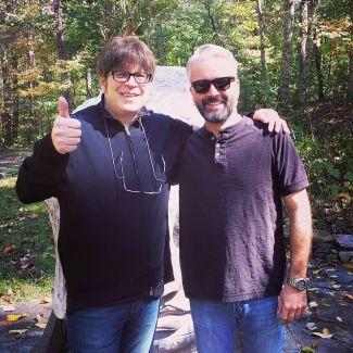 Elliot Easton and Scott Bell