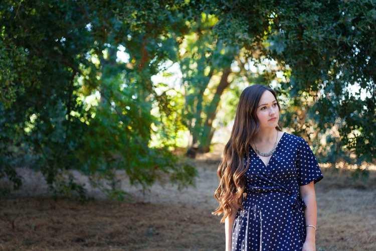 The Pippa Wrap Dress PDF Sewing Pattern from Designer Stitch