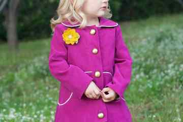 Louisa Coat and Jacket Compagnie PDF Pattern little girls Sewing