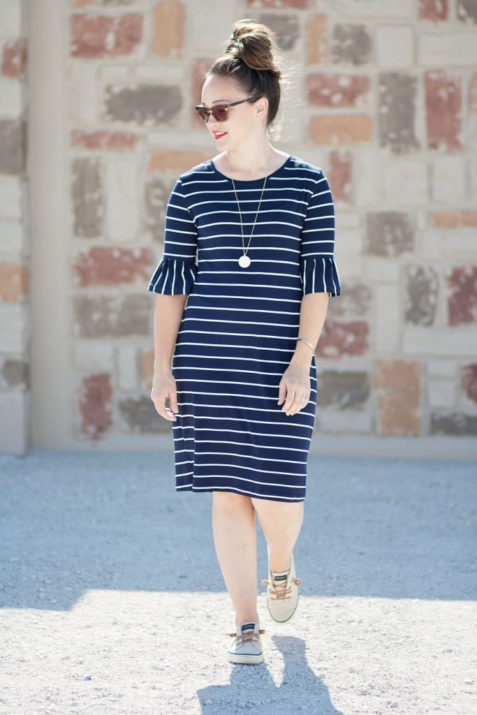 PDF Sewing Pattern Panama Dress Knit