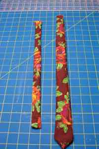 Cricut Maker Tie Pattern