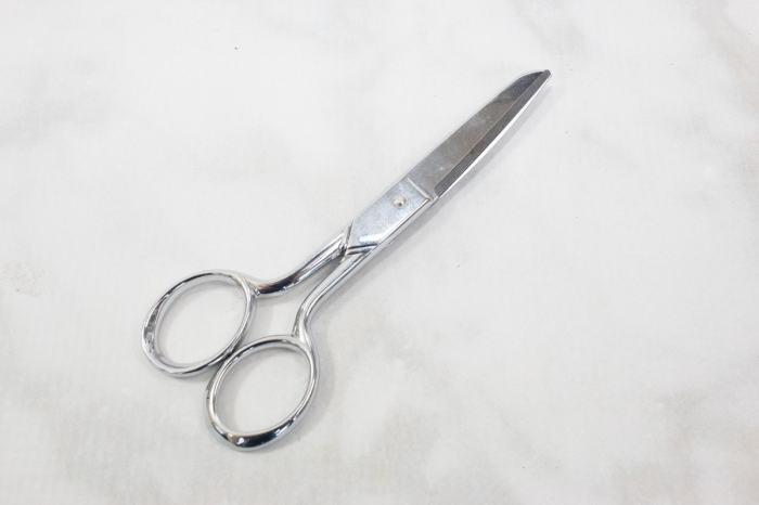a five inch pair of scissors is a must for a seamstress!