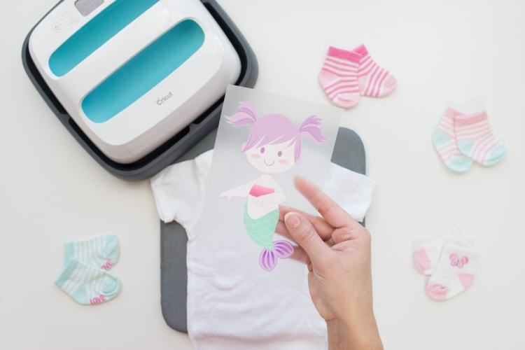 Learn how to get perfect Iron-On results with the Cricut EasyPress and Iron-On designs.