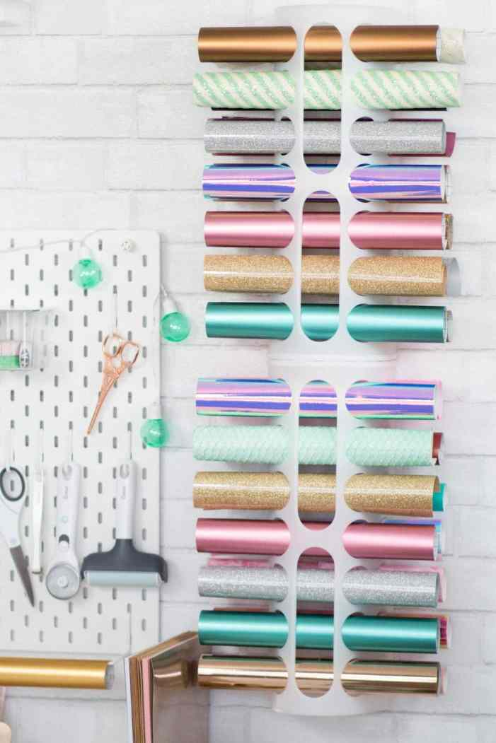Cricut Craft And Sewing Room Organization Hacks Sweet
