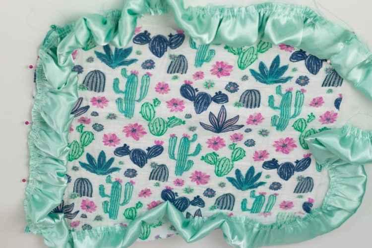 Sew a Lovey Blanket
