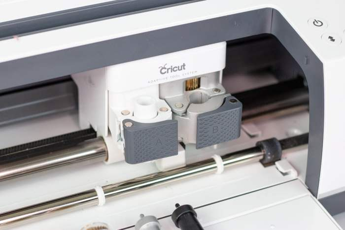 Cricut Maker Adaptive Tool System Allows for Interchangeable Tools