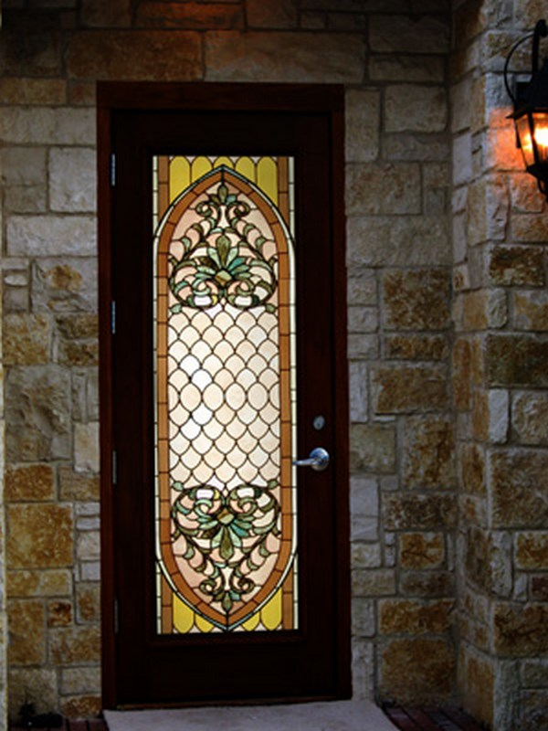 Stained Glass Doors Stained Glass Inc Sweets
