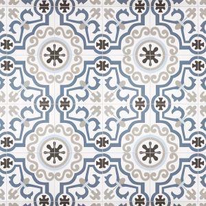 adessi opal black hexagon porcelain