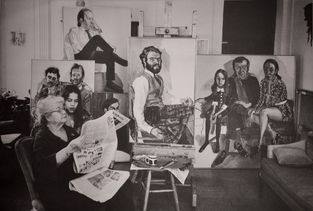 HERSTORY: Alice Neel: People Come First at The Metropolitan Museum of Art March 22-August 1, 2021
