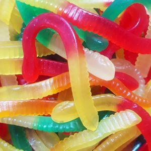 Jelly Worms Belts HMC Halal 80g