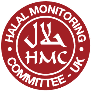 HMC Halal Monitoring Committee UK - logo Halal Sweets UK