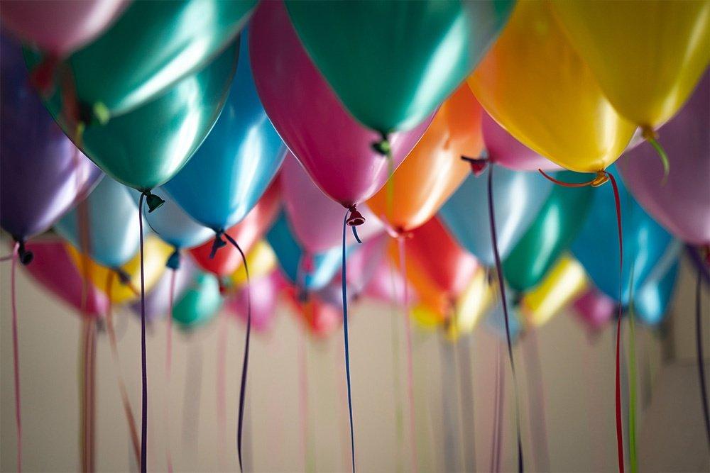 Eid Celebration Balloons