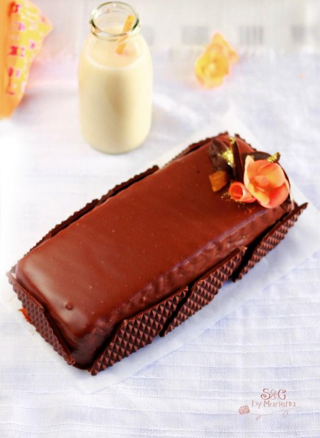Chocolate, Nestlé, Pastel de chocolate,, tejas chocolate, Sweets and Gifts, Marietta, Murcia, Postres Nestlé, Chocolate con leche, Almendras, Pastel almendrado, Marietta, Murcia
