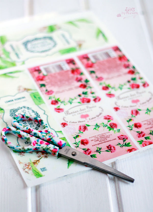Panier des Sens En Provence, Galletas pastillas jabón, Galleta vintage, galleta papel de azúcar, papel de azúcar, galleta románticas, galletas rosas, galletas con colorante, galletas de mantequilla