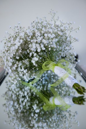 Wedding bouquet by Floraria Ema