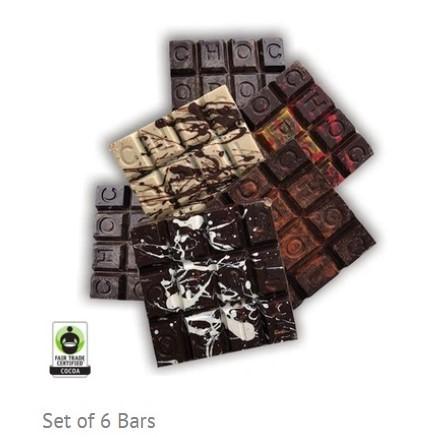knipschildt set of 6 bars