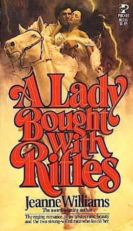 lady bought with rifles