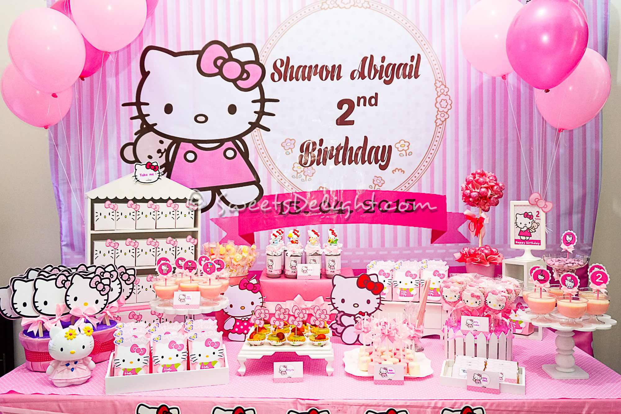 33 Hello Kitty Birthday Party Ideas