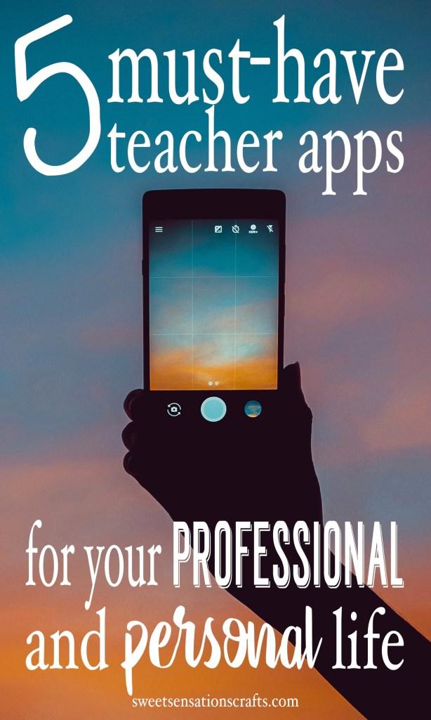 teacher apps 1