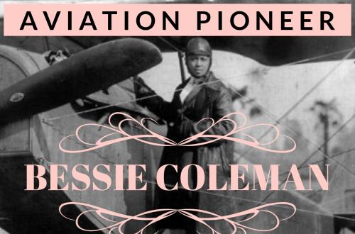Bessie Coleman Black History Month