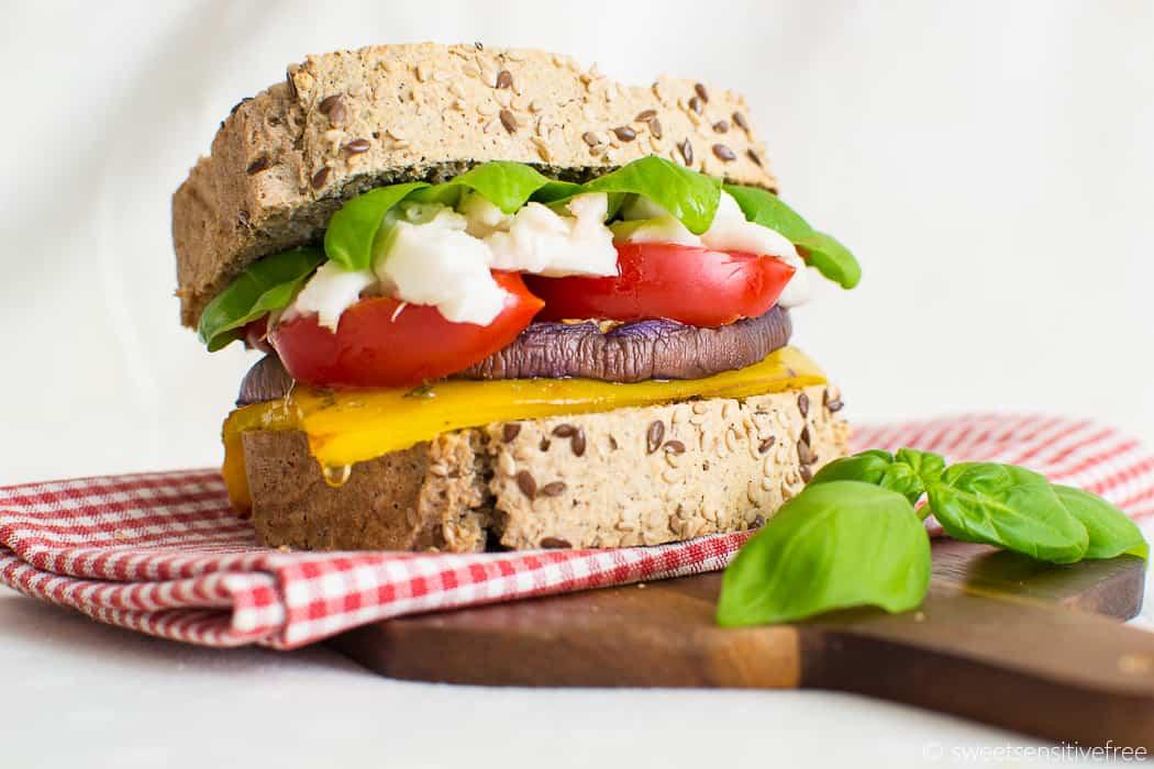 Ricetta panino senza glutino pane grano saraceno no mix