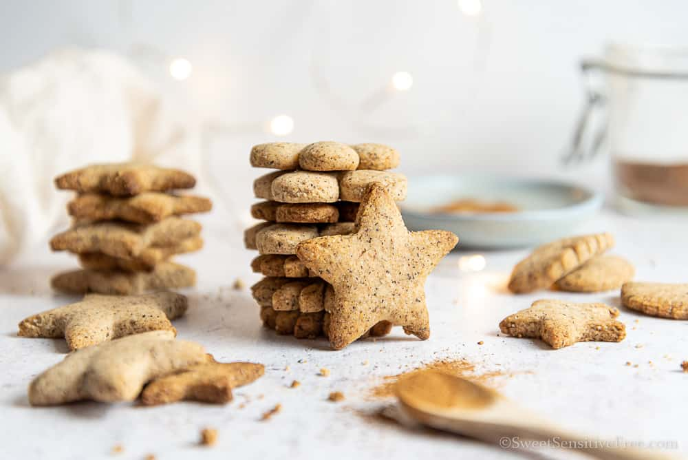 Vegan Gluten free Gingerbreads