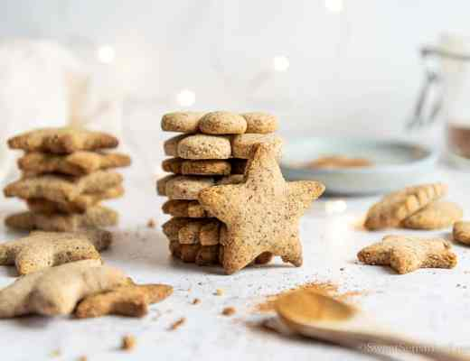 Vegan Gluten free Gingerbreads