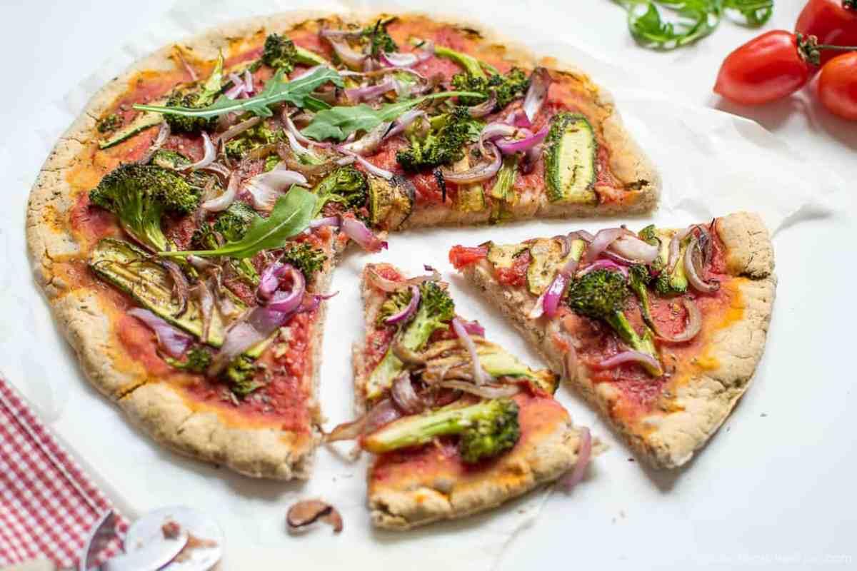 Impasto per Pizza Senza Glutine e Senza Lievito | Solo farine naturali