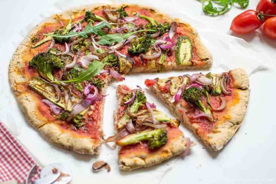 Ricetta impasto pizza senza glutine senza lievito farine naturali