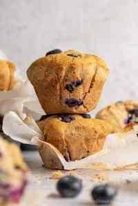 muffin senza glutine e burro