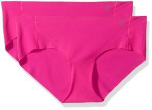 Champion Women's Absolute Brief 2-Pack, best moisture wicking underwear women's