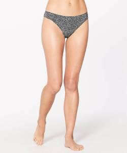 Namastay stay-put thong by Lululemon, best workout thong underwear