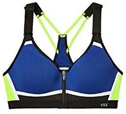 Victoria's Secret Incredible Front Close Sports Bra, the best bra for full figured lift